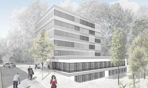 Neues Silicon-Austria-Headquarter