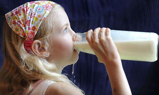Milch trinken mit besserem Gewissen