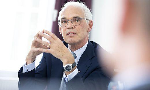 Stefan Stolitzka im ersten Interview als neuer Präsident der IV Steiermark