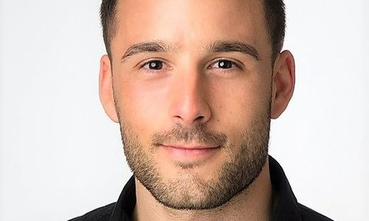 Daniel Neuhold forscht derzeit in Los Angeles