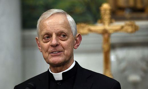 Kardinal Donald Wuerl soll demnächst Papst Franziskus seinen Rücktritt anbieten