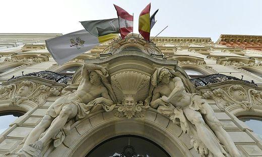 Abdullah Zentrum in Wien