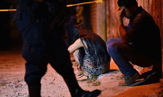 Mexiko: Unbekannte stürmen Kinderparty und erschießen 13 Menschen