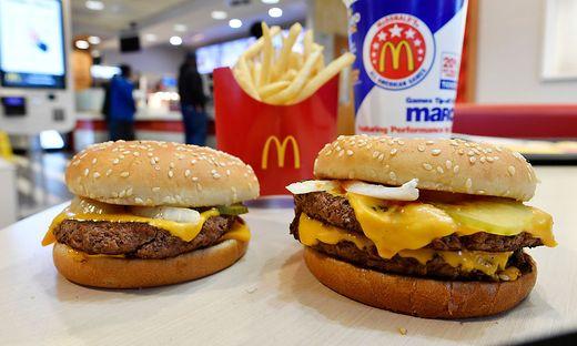 McDonald's im Aufwind: Mehr Innovationen, mehr Gewinn