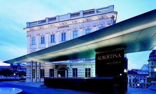 Eine Million Besucher in der Albertina