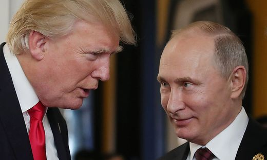 Trump und Putin bald in Wien?