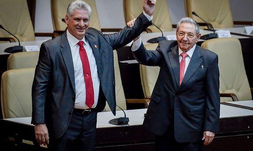 Diaz-Canel folgt dem 89-jährigen Raúl Castro nach
