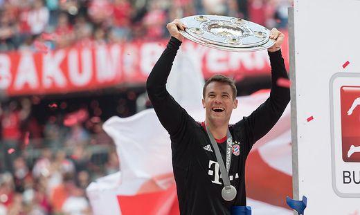 Geheime Hochzeit Bayern Munchen Torwart Manuel Neuer Heiratete