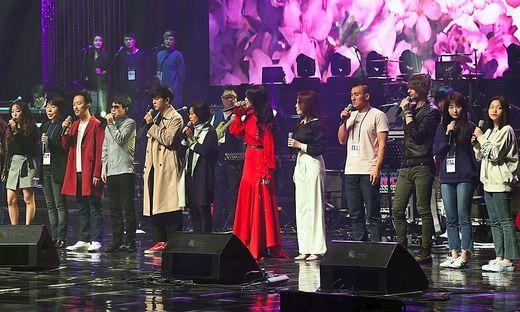 K-Pop-Konzert für Kim Jong-un: Machtahber
