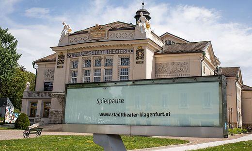 Stadttheater Klagenfurt Spielpause
