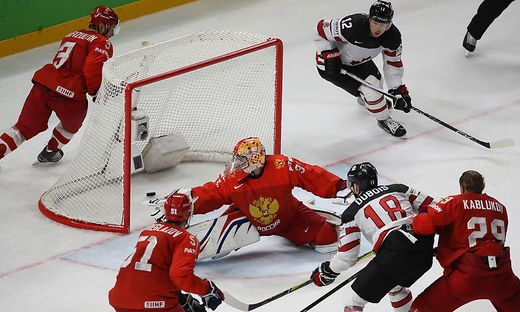 Kanada gegen Russland