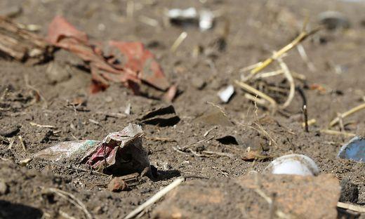 Mikroplastik ist überall