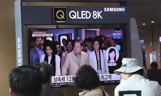 Die Erben Lee Kun-Hee spenden Millionen für die Forschung an Covid-Impfstoffen