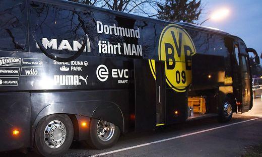 Dortmund Bus Anschlag