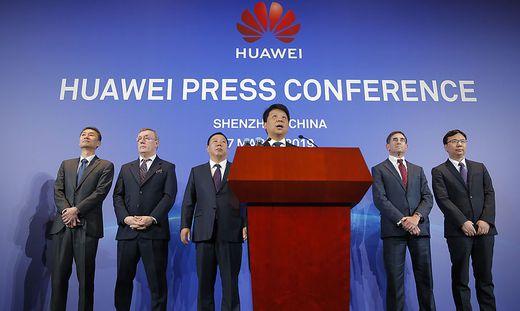 Huawei verklagt USA wegen Einkaufsverbots für Behörden