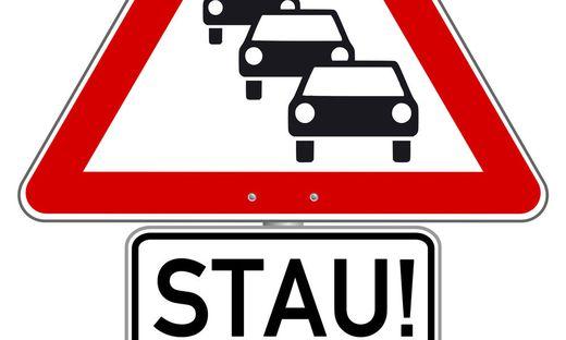 In Klagenfurt kam es am Montag ab 16.30 Uhr in der St. Veiter Straße wegen Bauarbeiten auf Höhe Annabich zu Verzögerungen