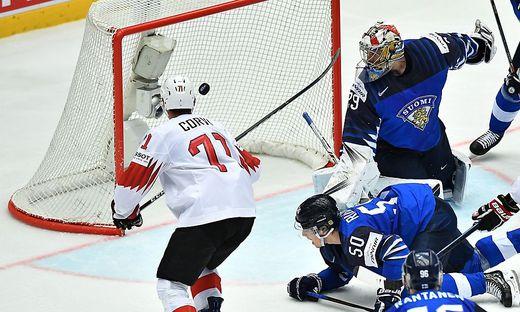Schweiz gegen Finnland
