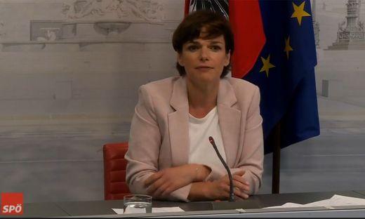 """Rendi-Wagner kritisiert Regierung: """"Missachtung des Sports"""""""