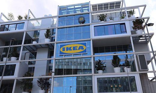 """Rund 10.000 Kunden pro Woche erwartet Ikea für das """"Hus"""" am Westbahnhof."""