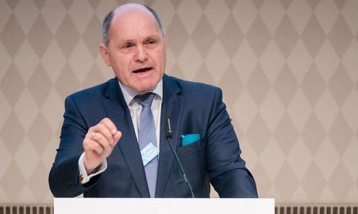 Erster Nationalratspräsident Wolfgang Sobotka (ÖVP)