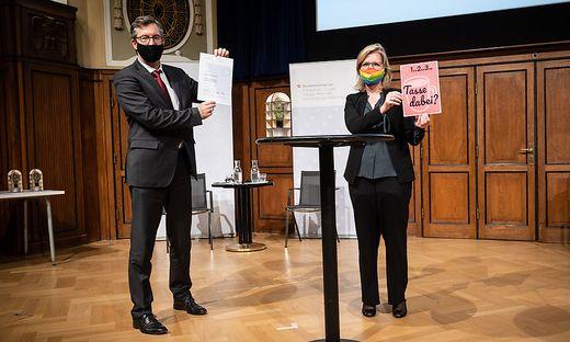 Ministerin Leonore Gewessler vergab in Wien die Preise