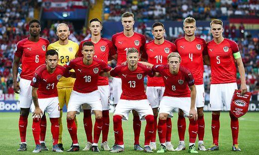 Österreichs U21-Nationalteam