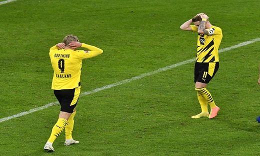 Noch was man nicht, wann Erling Haaland und Marco Reus wieder vereint sind.