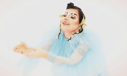 """Der Song """"Blissing Me"""" aus Björks neuem Album wurde diese Woche vorgestellt"""