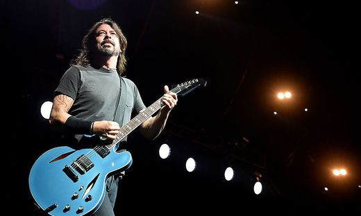 Foo Fighters, Dave Grohl, 2019