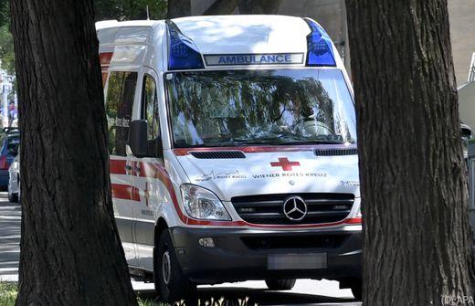 Jugendliche störten Berufsrettung bei Einsatz in Wien
