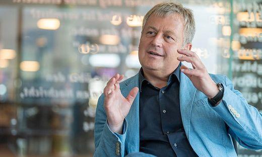 Gerade eröffnete Gerhard Wendl ein neues Jufa-Hotel in Vorarlberg, am Donnerstag folgt der erste Schweiz-Standort