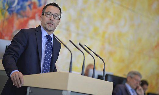 ÖVP-Klubchef Markus Malle teilt ungewohnt heftig gegen LH Kaiser aus
