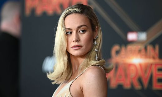 US-ENTERTAINMENT-CINEMA-CAPTAIN MARVEL