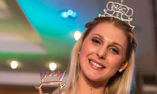 Die amtierende Miss Kärnten Katja Verena Bieche
