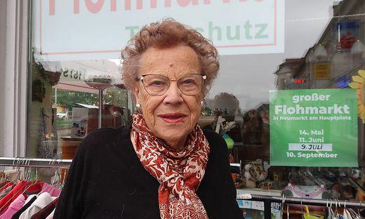 Obfrau Elfriede Dorfer
