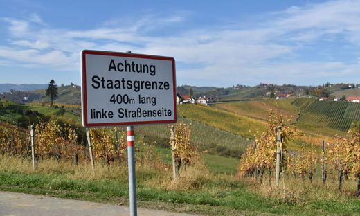 Eine zweisprachige Volksschule in der Südsteiermark soll helfen, Grenzen abzubauen
