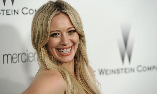 Hilary Duff hat zum zweiten Mal geheiratet