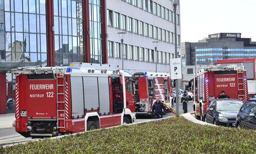 Gasflasche drohte zu explodieren: 700 Menschen in Wien evakuiert