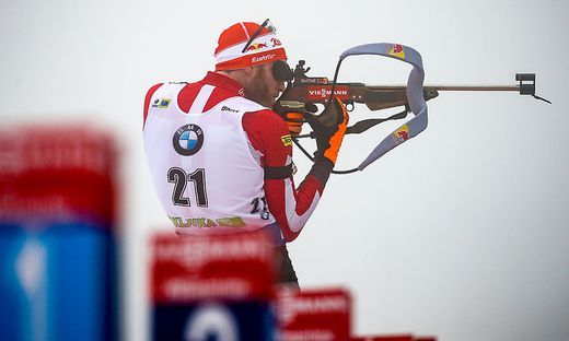 BIATHLON - IBU World Cup