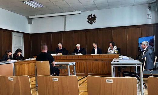 Der Angeklagte wurde nach einem vierstündigen Prozess freigesprochen