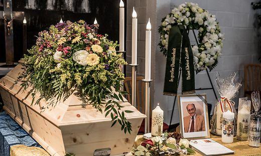 Heinz Stritzl verstarb am 28. Mai im 100. Lebensjahr