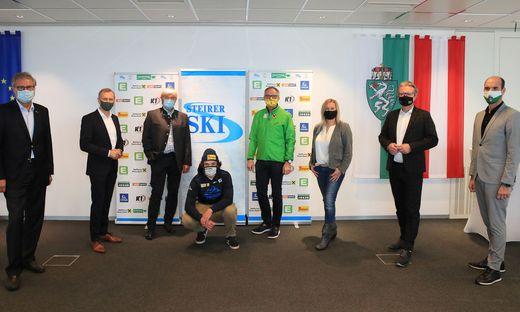 ALPINE SKIING - Steirerski, press conference
