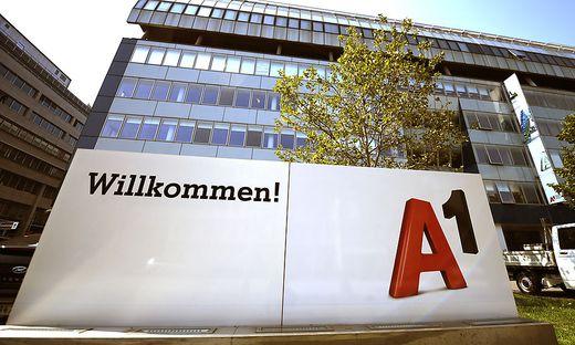 Die Zentrale der Telekom Austria in Wien