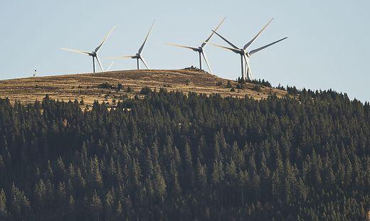 Windpark Baerofen November 2020