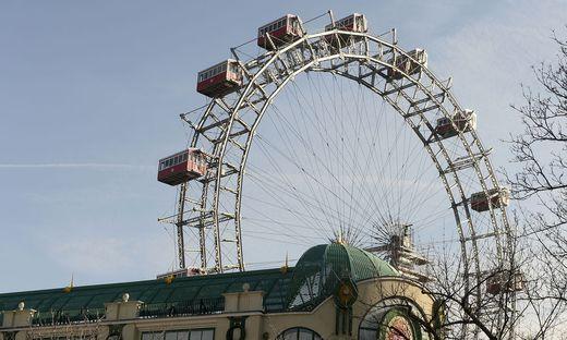 Das Wiener Riesenrad - bald auch in Pompeji?