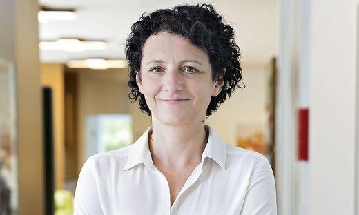 Die steirische Lebenshilfe-Geschäftsführerin Susanne Maurer-Aldrian