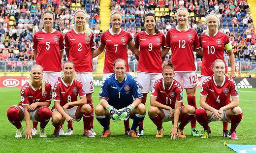 Die dänischen Frauen wollten mehr Geld, bekamen es aber nicht