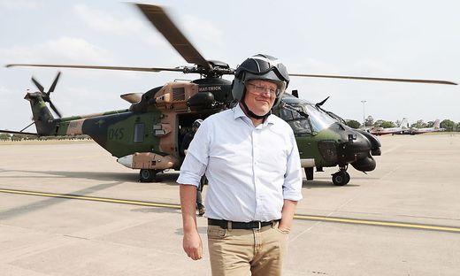 Australiens Premierminister Scott Morrison