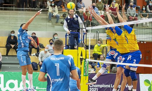 VOLLEYBALL - CEV CL, Aich/Dob vs Moscow