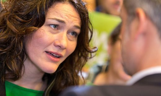 Ingrid Felipe, Spitzenkandidatin der Grünen in Tirol